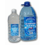 Вода дистилированная фото