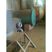Сушильный комплекс барабанного типа LS-1 предназначен для сушки опилок. фото