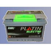 Автомобильные аккумуляторные батареи PLATIN Premium фото