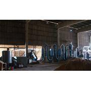 Сушильный комплекс аэрофонтанный с теплогенератором СК-тг фото