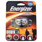 Фонарь Фонарь Energizer LED HEADLIGHT LEDx3 (налобный) + 3ААА фото