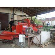 Оборудование для производства дров деревообрабатывающее оборудование. фото