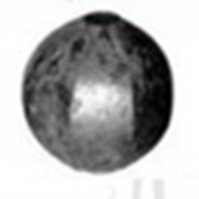 Элемент художественной ковки Шар кованный D30мм фото
