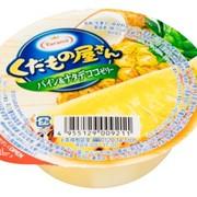 """Фруктовое желе-десерт """"Тарами"""" -ананас , пр-во Япония фото"""