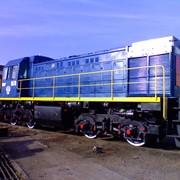 Тепловоз ТГМ-4 Б,А фото