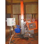 Рубильная машина универсального типа (стационарная и с приводом от трактора) фото