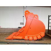 Ковш скальный на экскаваторы 40-50 тонн (SAE 2.8м3) MEC (Италия) фото