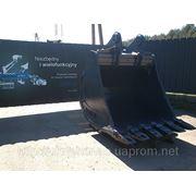 Ковш скальный на экскаваторы 40-50 тонн (SAE 2.5м3) ZMG фото