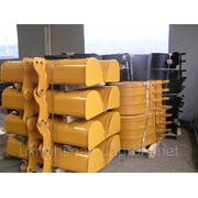 Ковши для экскаваторов-погрузчиков JCB 3CX, JCB 4CX, Volvo BL71, Volvo BL61, CAT 428, CAT 432 фото