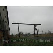 Кран козловой ККТ-3,2-12,5-7,1 фото