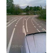 Краска для разметки автодорог - АК - 501 Г фото