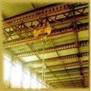 Кран-балки новые, складского хранения, б/у г/п 1-10т. фото