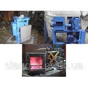 Оборудование для холодной ковки фото