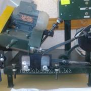 Станок для заточки ленточных пил ПЗЛ-35 фото