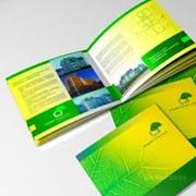 Печать брошюр, каталогов, журналов фото
