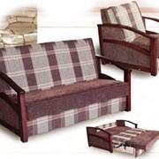 Перетяжка мебели, диван, кресло, кухонный уголок фото