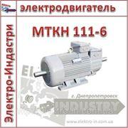 Крановый электродвигатель МТКН 111-6 фото