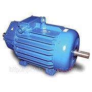 Крановый электродвигатель МТН 412-6 асинхроннный трёхфазный с фазным ротором 30.0 кВт 945 об./мин. фото