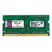 Модуль памяти для ноутбука SoDIMM DDR3 4GB 1600 MHz Kingston (KVR16S11S8/4G) фото