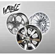Автомобильные диски Wolf фото