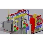 Проектирование котельных топочных систем отопления фото