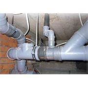 Ремонт и прокладка канализационных систем фото