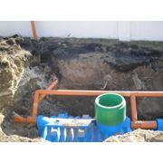Проколы бурение для канализаций наружные сети (ДонецкЛуганскХарьков) фото