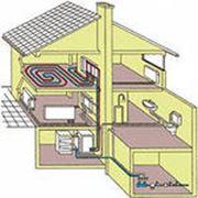 Отопление тёплый пол водопровод. фото