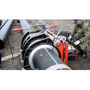 Пайка полиэтиленовых труб Сварка труб ПЭ ПНД Одесса фото