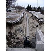 Монтаж магистральных трубопроводов фото