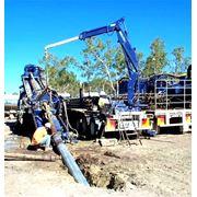 Строительство и ремонт трубопроводов.Поиск инженерных подземных коммуникаций. Поиск утечек воды. фото