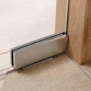 Петля нижняя для маятниковых дверей из стекла типа Dorma фото