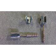 Полкодержатель для стеклянной полки толщиной 6 -10 мм фото