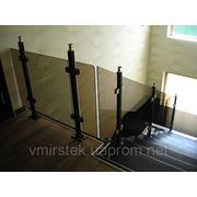 Ограждения и перила для лестниц на заказ фото