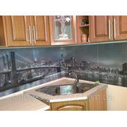 Стеклянный кухонный фартук (фото панно) купить в Никополе фото