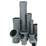 Трубы PVC для канализации, водопроводов