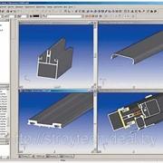 Разработка КМД светопрозрачных ограждающих конструкций (СПК) фото