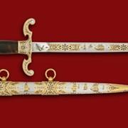 Кортик Золотой век паруса 530*325*21*6 фото