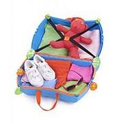 Чемодан детский ФЛОППИ children suitcase фото