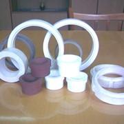 Кольца уплотнительные химическистойкие и фильеры из высокотемпературной керамики фото