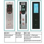 Лифт пассажирский с дисплеем КС51, КС52, КС53 фото