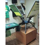 Оборудование для шелкографии. фото
