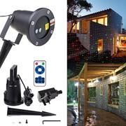 Лазерный проектор Outdoor Waterproof с пультом ДУ фото