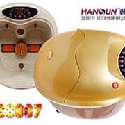 Гидромассажная ванночка с подогревом HANSUN HS8007 фото