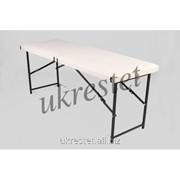 Складной массажный стол Ukrestet Comfort фото
