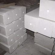 Мраморные столбики сечением 10х10 см, L до 120 см фото