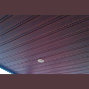 Монтаж реечных подвесных потолков фото