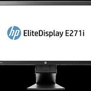 Телевизор жидкокристаллический, LCD HP EliteDisplay E271i 27 фото