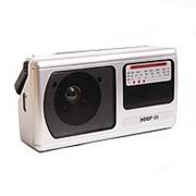 """Радиоприемник """"Эфир-06"""", бат. 2*R20 (не в комплекте), 220V фото"""