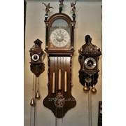 Большие часы с четвертным боем 150 см фото